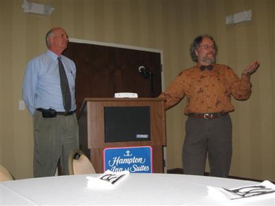 Bob and Richard