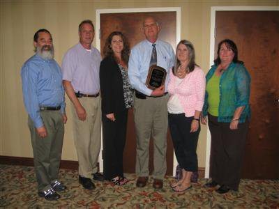 2011 ncehsa supervisor of the year --bob whitwam