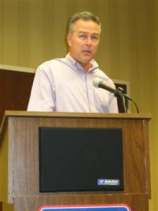 2012 Richard Dideriksen Award Greg Bright