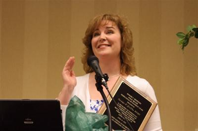 Carolyn Griffin, 2013 RD Award